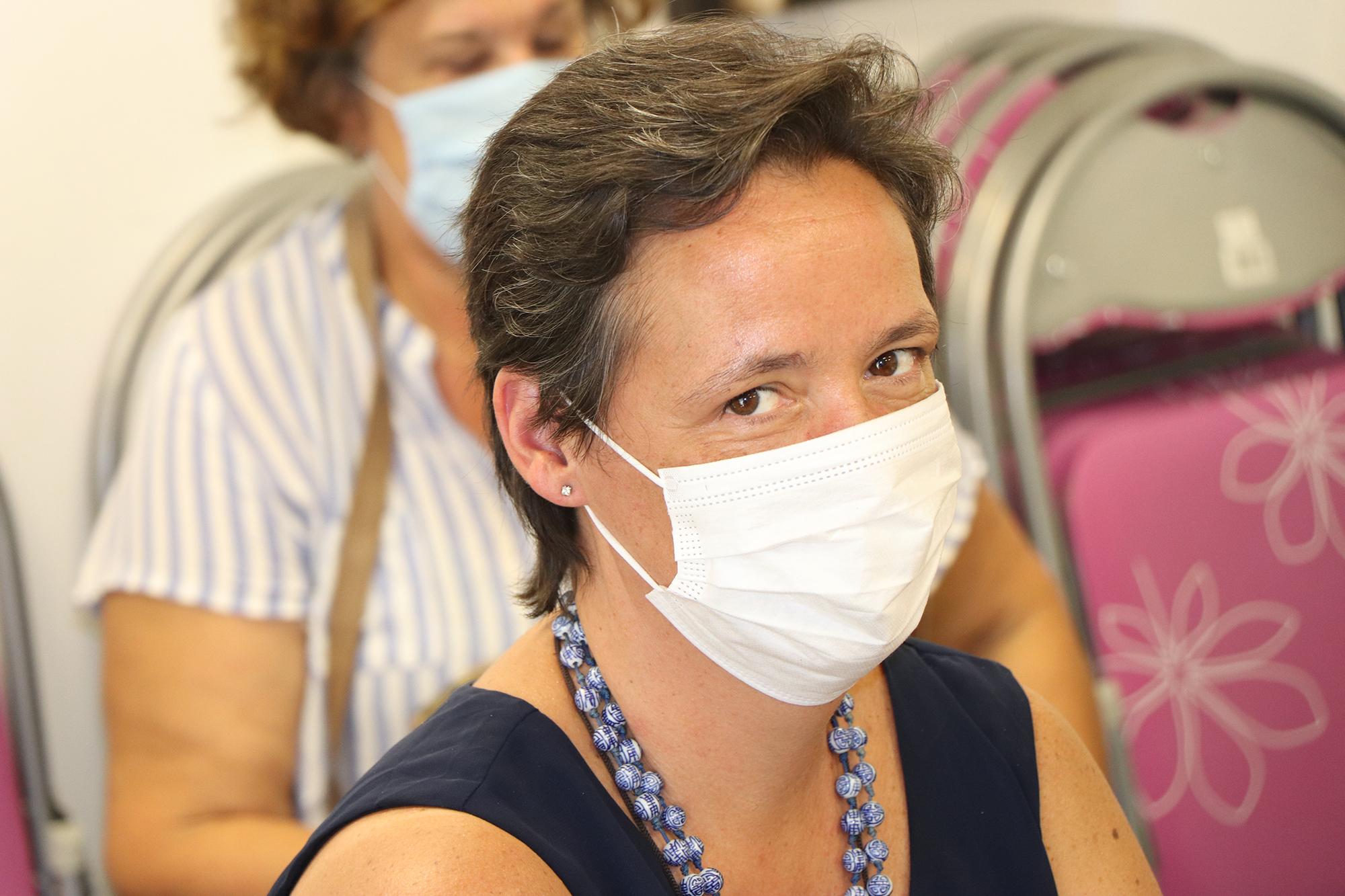 Dr.ª Raquel Vieitas Cardoso - Suplente