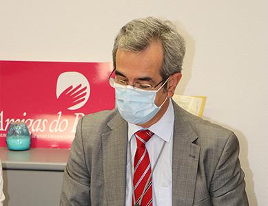 Prof. Dr. Luís Costa - Vogal da Assembleia Geral
